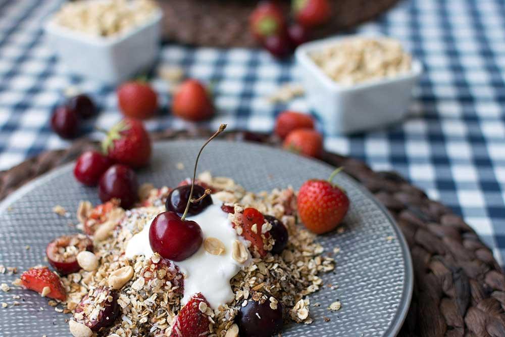 Desayuno para recuperar tu peso.