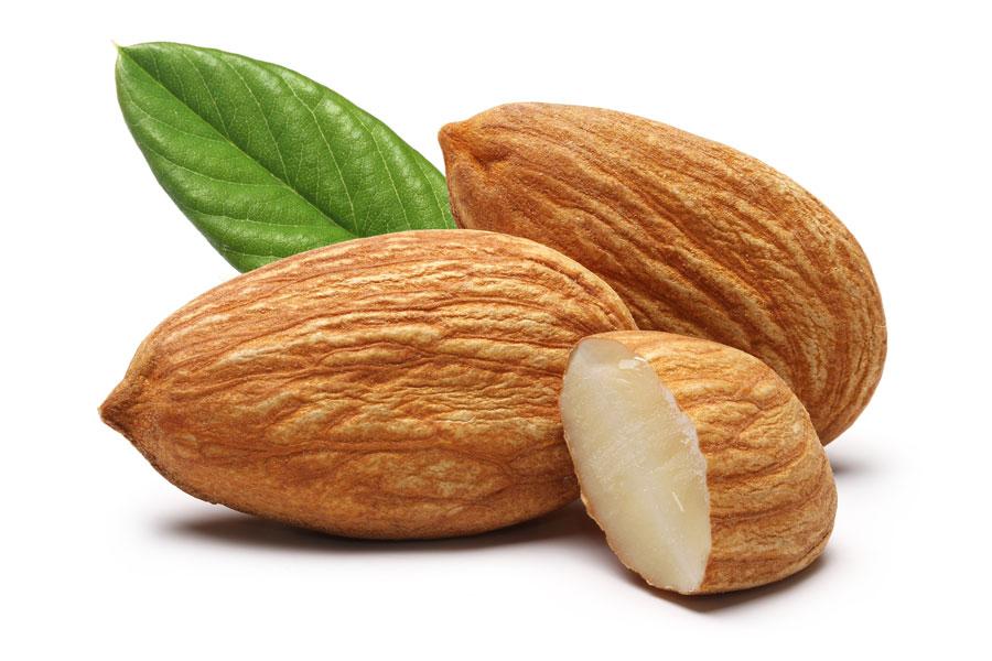 beneficios de los frutos secos almendras