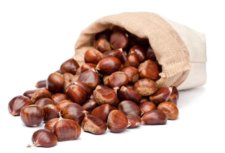 beneficios de los frutos secos castañas