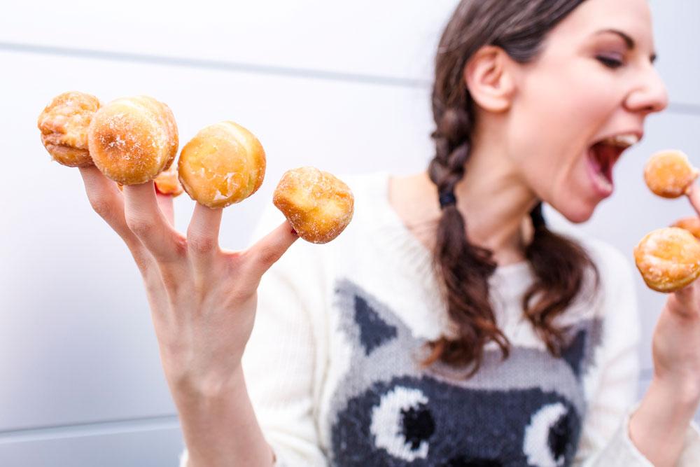 pasos básicos para quitar ansiedad de dulce