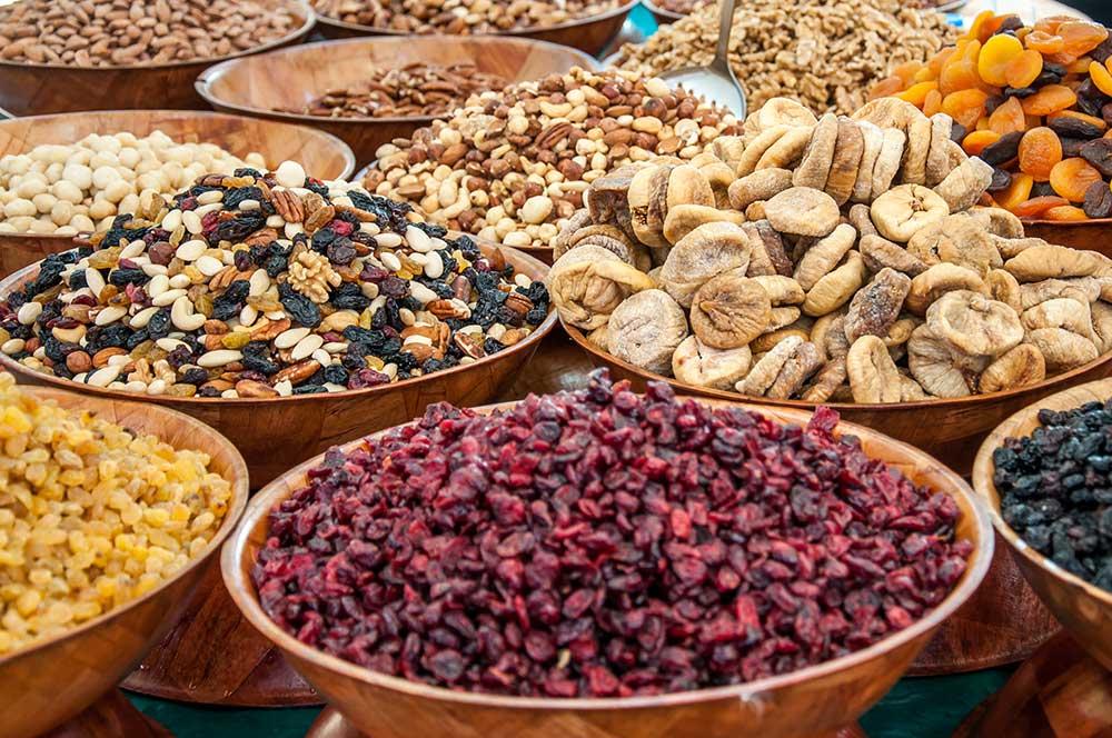 serotonina la hormona de la felicidad en frutos secos