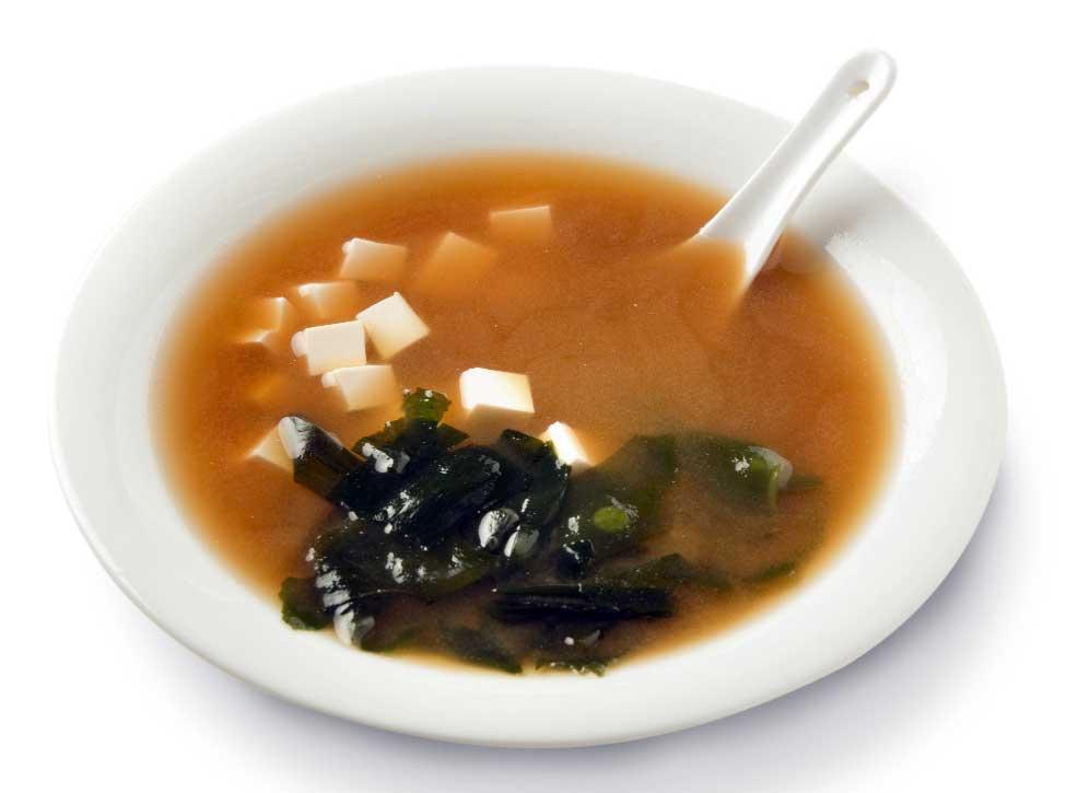 Recetas saludables de cuchara: japón