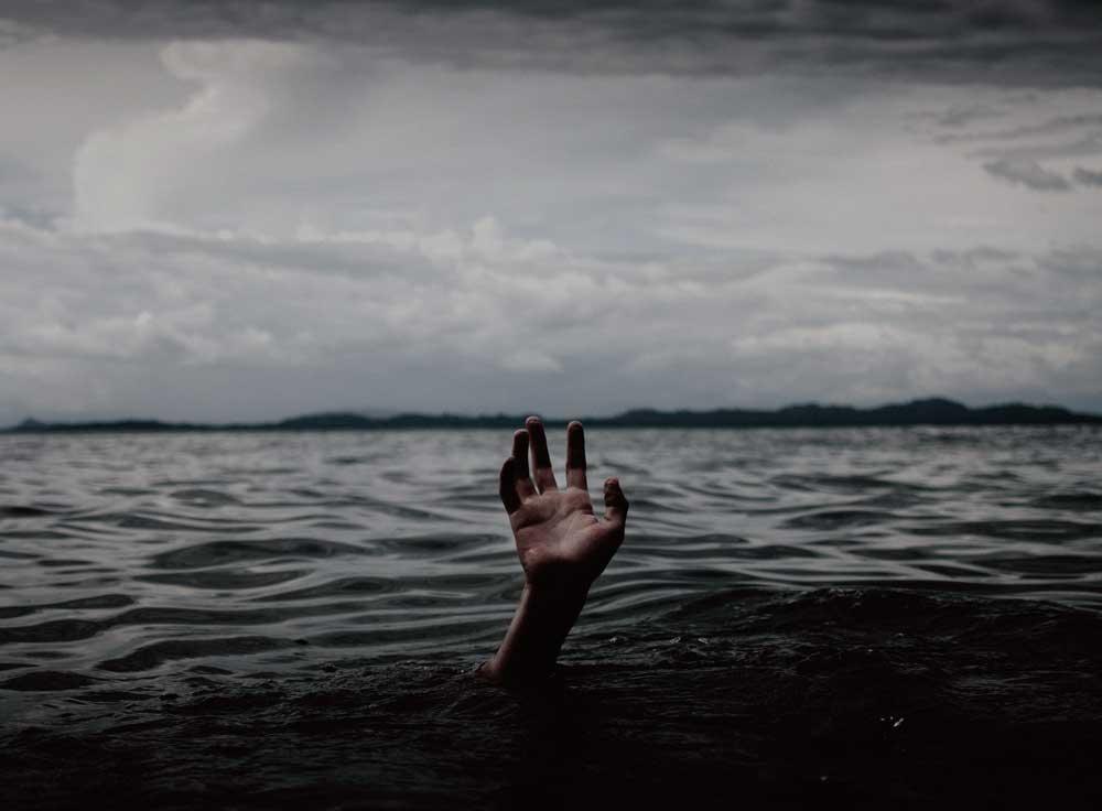 sentir ahogo